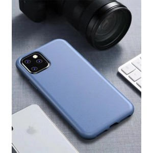 Cyoo BioCase iPhone 12 / 12 Pro 6.1 Hülle Bioplastik Blau