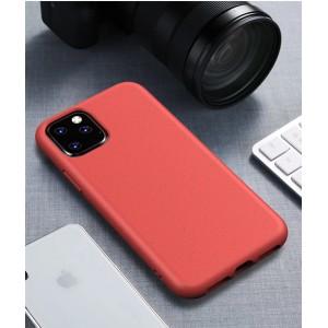 Cyoo BioCase iPhone 12 / 12 Pro 6.1 Hülle Bioplastik Rot