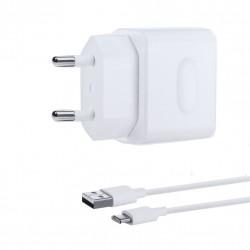 Original Huawei Ladegerät CP404B SuperCharger + Typ C Kabel 22.5W Weiss