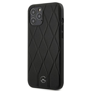 Mercedes Benz Wave Line iPhone 12 mini 5.4 Schwarz Hard Cover