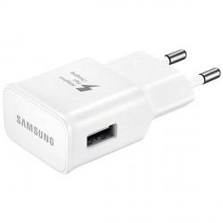 Original Samsung EP-TA20EWE USB Adapter Weiss Ladegerät Netzteil 15W