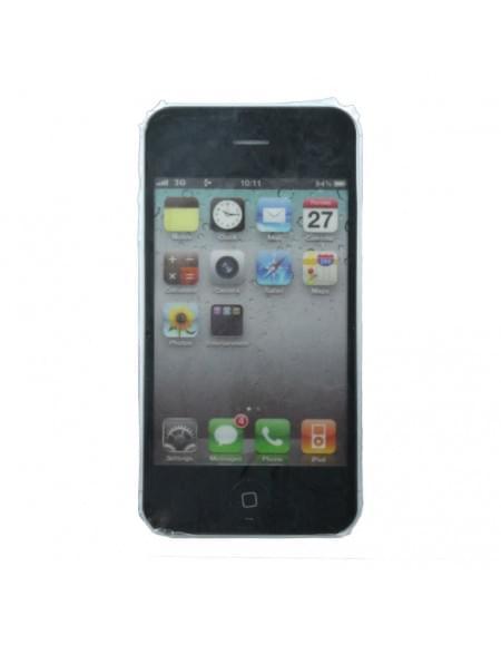 Konkis - Ora Water - Wasserabweisende Schutzhülle - Apple iPhone 4, 4S - Transparent