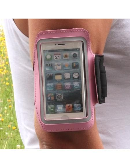Ora Biceps - Sport Armband - Apple iPhone 5se,5s,5,5c - Pink