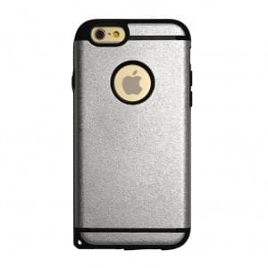 UreParts - Cool Armor - Hart Cover / Case / Schutzhülle - Apple iPhone 6 - Silber