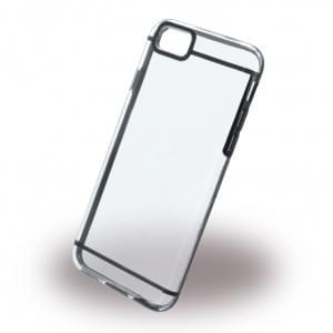 UreParts - Ultra Dünn - Clear Cover - Apple iPhone 6, 6s - Schwarz