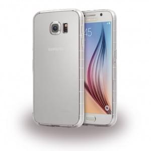 UreParts Ultra Dünn - TPU Cover / Silikon Case / Schutzhülle - Samsung G920F Galaxy S6 - Transparent