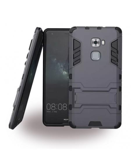 UreParts Armor Hardcover / Hardcase / Handy Hülle - Huawei Mate S - Grau