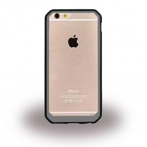 UreParts - PC + TPU Hardcover / Hardcase / Handy Hülle - Apple iPhone 6, 6s - Grau