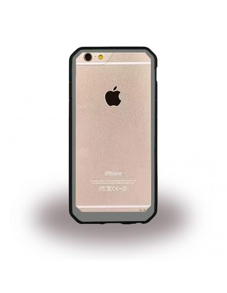 UreParts - PC + TPU Hardcover / Hardcase / Handy Hülle - Apple iPhone 6 Plus, 6s Plus - Grau