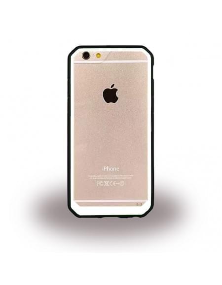 UreParts - PC + TPU Hardcover / Hardcase / Handy Hülle - Apple iPhone 6 Plus, 6s Plus - Weiss