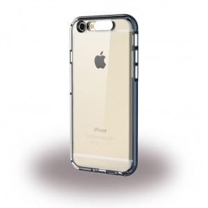 UreParts - Leucht TPU Cover / Case / Schutzhülle - Apple iPhone 6, 6s - Schwarz