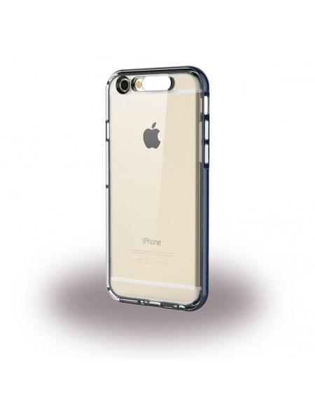 UreParts - Leucht TPU Cover / Case / Schutzhülle - Apple iPhone 6 Plus, 6s Plus - Schwarz