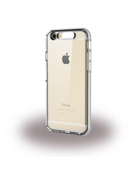 UreParts - Leucht TPU Cover / Case / Schutzhülle - Apple iPhone 6 Plus, 6s Plus - Weiss