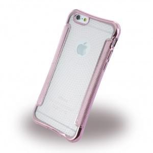 UreParts - Shockproof Antirutsch - Silikon Cover / Case / Schutzhülle - Apple iPhone 6, 6s - Pink