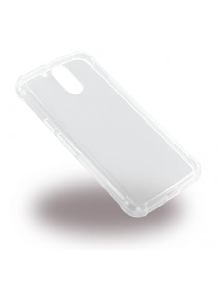 UreParts - Shockproof TPU Cover - Silikon Case / Schutzhülle - Motorola Moto G4, Moto G4 Plus - Transparent Klar