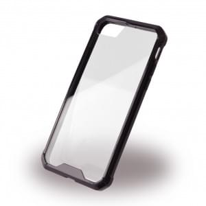 UreParts - Acrylic Case - Hardcover mit Bumper - Apple iPhone 7 / 8 - Schwarz