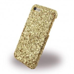 UreParts - Shiny Case / Glitzer Hardcase - Apple iPhone 7 / 8 - Gold