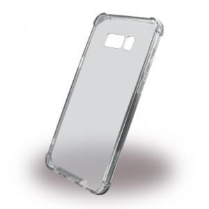 UreParts - Shockproof - Hardcover mit Bumper - Samsung G955F Galaxy S8 Plus - Schwarz