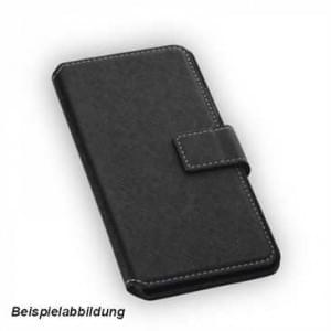 BookStyle Handytasche Ledertasche PU Leder für für Huawei Honor 9 - schwarz