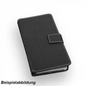 BookStyle Tasche Vertikal für Samsung Galaxy Note 8 - schwarz