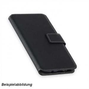 BookStyle Tasche Vertikal für Samsung Galaxy S9+ Plus schwarz