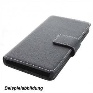 BookStyle Tasche Vertikal für Huawei Honor View 10  - Schwarz