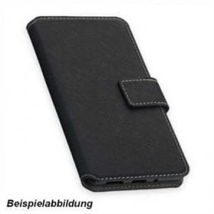 Book-Style Handytasche für Nokia 2 - schwarz