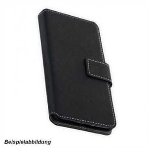 BookStyle Handytasche für Nokia 1 schwarz