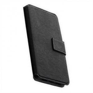 BookStyle Tasche Handytasche für Huawei P20 schwarz