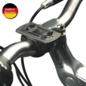 HR Richter Bike Mount 2 Fahrrad Motorrad Halterung für die Lenkstange von Ø 18 mm bis 25,4 mm (Made in Germany)