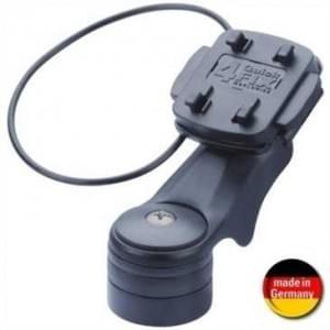 XiRRiX Fahrradhalter für Lenkervorbau mit Schnellverschluss (Made in Germany)