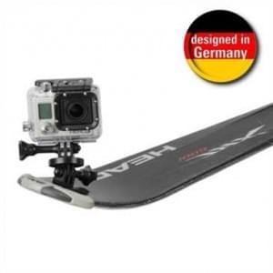 XiRRiX Action Cam / Camcorcder Ski / Snowboard Halterung - für GoPro Hero 4 / 3+ / 3 / 2 / 1 & Co.