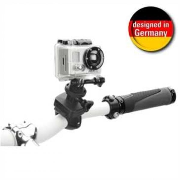 xirrix action cam fahrrad motorrad halterung. Black Bedroom Furniture Sets. Home Design Ideas