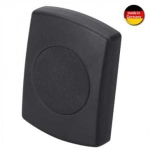 Adapter Magnet-Tec Universal passend für alle HR-Befestigungen - schwarz (Made in Germany)
