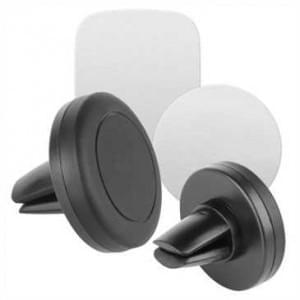 XiRRiX Auto Universal Magnet Handyhalter für die Lüfter Lamellen für Geräte in Case + Hülle