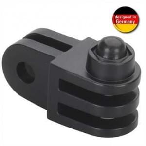HR Pro Grip Action Cam Halterung Umkehrgelenk Kamera Adapter für GoPro Hero 4 / 3+ / 3 / 2 / 1 & Co.