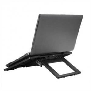"""Notebook / Laptop / Tablet-PC Ständer mit Kühler USB für 10"""" - 15.6"""" Zoll"""