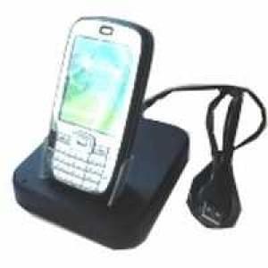 Paserro Dockingstation (USB) für Vodafone VDA 5, HTC S710, HTC Vox, Dopod C500, Orange SPV E650