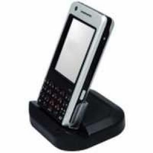 USB Dockingstation für Sony Ericsson P1i - inkl. Netzladegerät - schwarz