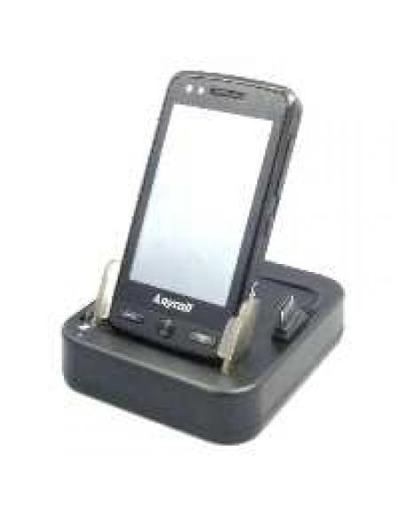 Paserro Dockingstation (USB) DUO mit zweiten Akku-Ladeschacht für Samsung Pixon M8800