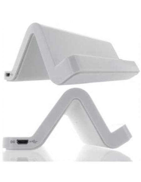 Paserro Dockingstation (USB) Universal Micro-USB Flexible - für Micro USB Geräte von HTC + Motorola