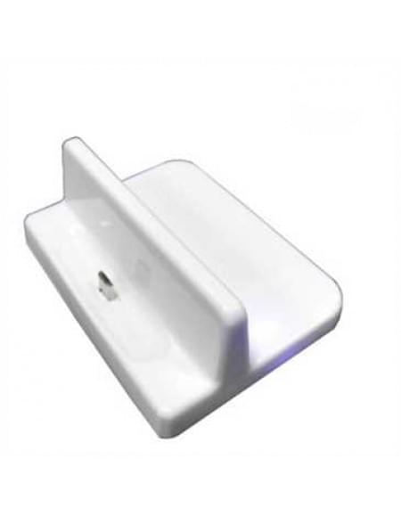Dockingstation Ladestation (USB) Tischlader Cradle für Samsung Galaxy S3 Mini, S3 Neo, S3 - weiß