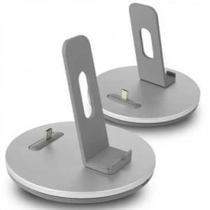 Universal Dockingstation USB auf Micro USB mit justierbarem Micro USB Stecker