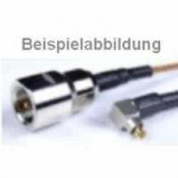 Antennen-Adapter für PCMCIA Karten: FME-Stecker / MC-Card Winkelstecker