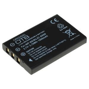 Akku / Ersatzakku ersetzt Fuji NP-60 Li-Ion