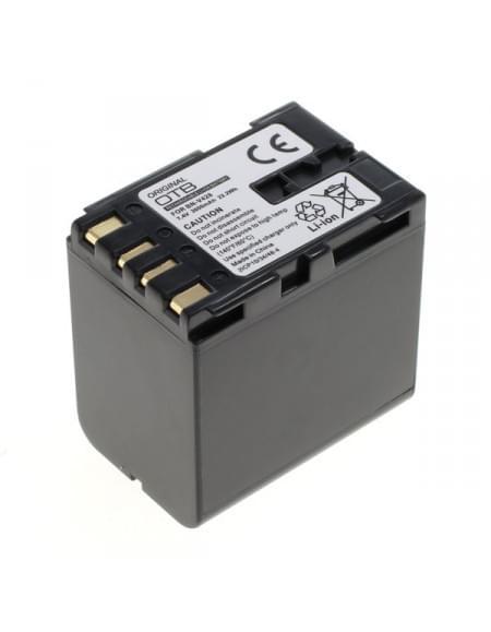 CE zertifiziert Akku, Ersatzakku ersetzt JVC BN-V428 Li-Ion