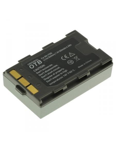 CE zertifiziert Akku, Ersatzakku ersetzt JVC BN-V306 Li-Ion