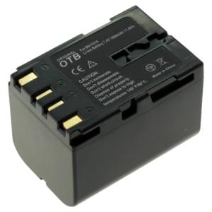 Ersatzakku ersetzt JVC BN-V408 / BN-V416 / BN-V428 Li-Ion
