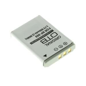 Ersatzakku ersetzt Minolta NP-900 / Olympus LI-80B Li-Ion