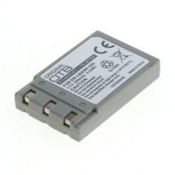 Akku / Ersatzakku ersetzt Minolta NP-600 Li-Ion